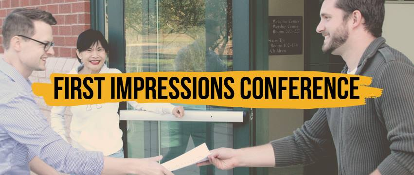 Introducing the First Impressions Conference